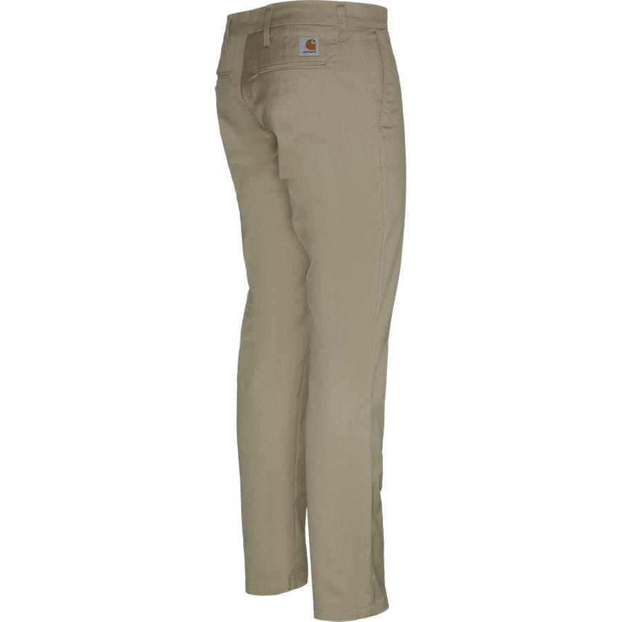 SID PANT I003367 - Sid Pant - Bukser - Slim - WALL RINSED - 3